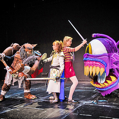 "Dungeons and Dragons story ""She Kills Monsters"" opens Jan. 16-19 at Kingsbury Hall"